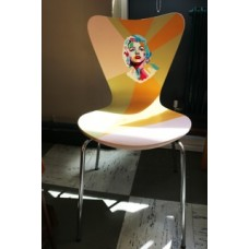 Pop Art Chair - Marilyn Monroe